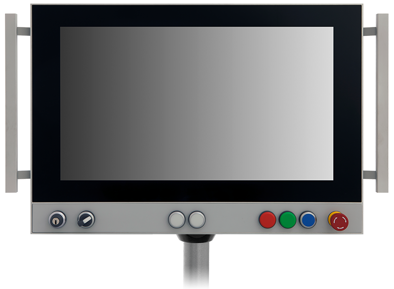 Sistema configurabile C6 HMI